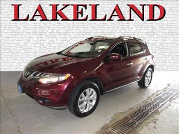 2011 Nissan Murano for sale in Lake Mills, WI