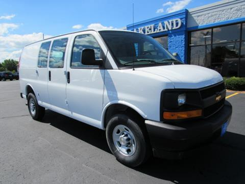 2017 Chevrolet Express Cargo for sale in Lake Mills, WI