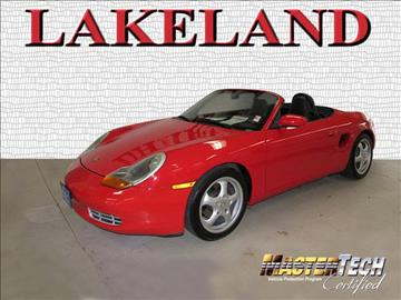 2000 Porsche Boxster for sale in Lake Mills, WI