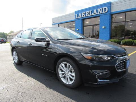 2017 Chevrolet Malibu for sale in Lake Mills, WI