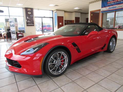2017 Chevrolet Corvette for sale in Lake Mills WI