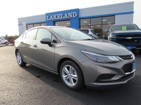 2017 Chevrolet Cruze for sale in Lake Mills WI