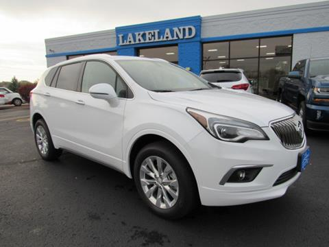 2017 Buick Envision for sale in Lake Mills WI