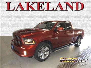 2013 RAM Ram Pickup 1500 for sale in Lake Mills, WI