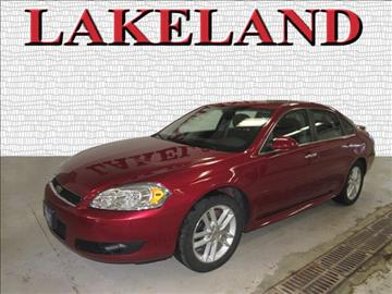 2014 Chevrolet Impala Limited for sale in Lake Mills, WI