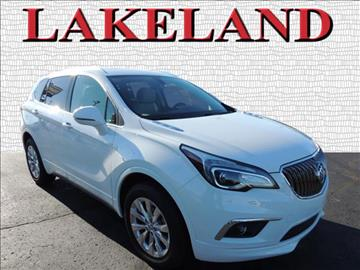 2017 Buick Envision for sale in Lake Mills, WI