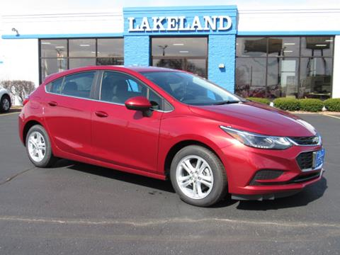 2017 Chevrolet Cruze for sale in Lake Mills, WI