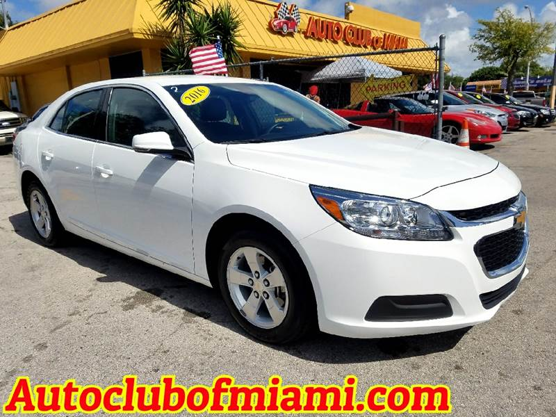 2016 CHEVROLET MALIBU LIMITED LT 4DR SEDAN white cash only special or finance it with 300000 do