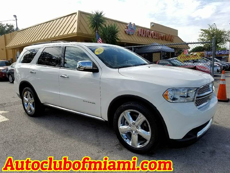 2011 DODGE DURANGO CITADEL 4DR SUV white overwhelming 2011 dodge durango amazing citadel  edition