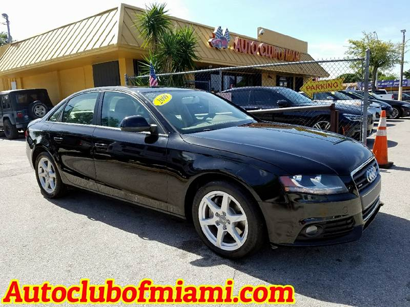 2009 AUDI A4 20T QUATTRO AWD PREMIUM 4DR SED black beautifulvery clean these are words that fir