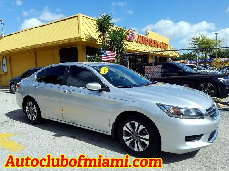 2013 HONDA ACCORD LX 4DR SEDAN CVT silver excellent 2013 honda accord lx edition with alloy wheel