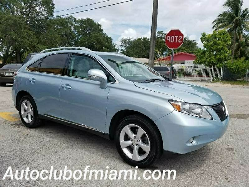 2010 LEXUS RX 350 BASE AWD 4DR SUV blue out of the ordinary lexus rx 350 unlike any suv fullyload