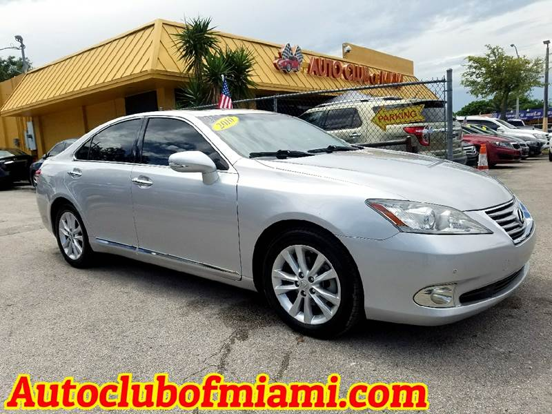 2010 LEXUS ES 350 BASE 4DR SEDAN silver exciting 2010 lexus es 350 with alloy wheelsback-up came