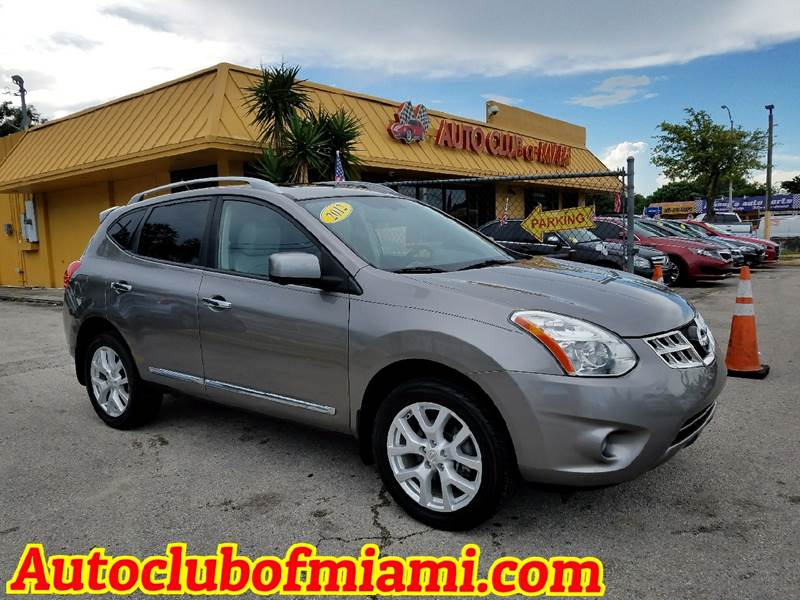2012 NISSAN ROGUE S 4DR CROSSOVER gray very clean 2012 nissan rogue sl model with alloy wheels b
