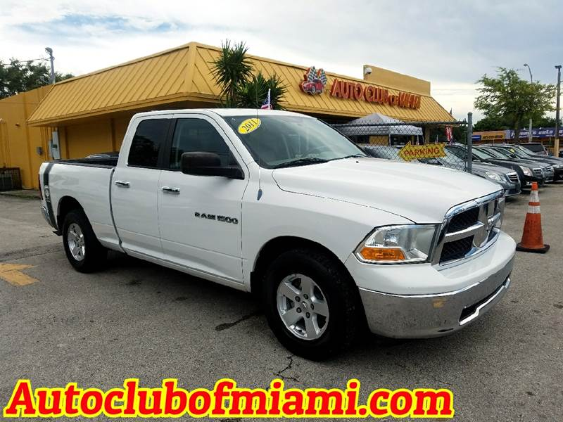 2011 RAM RAM PICKUP 1500 BIG HORN 4X2 4DR QUAD CAB 63 FT white all of our vehicles are clean titl
