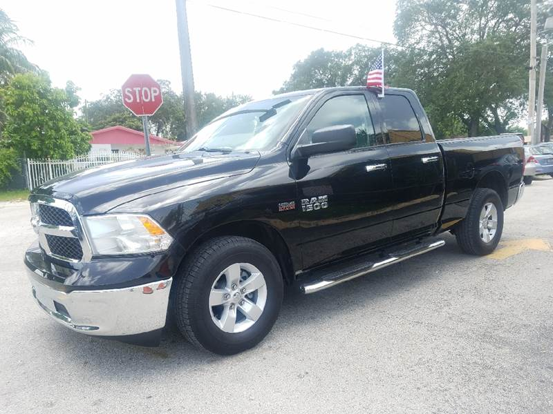 2015 RAM RAM PICKUP 1500 BIG HORN 4X2 4DR QUAD CAB 63 FT black all of our vehicles are clean titl