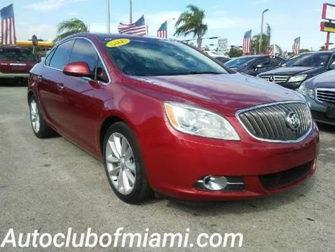 2012 Buick Verano for sale in Miami, FL