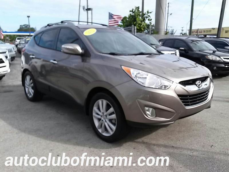 2012 HYUNDAI TUCSON LIMITED brown all of our vehicles are clean titles financing is available fo