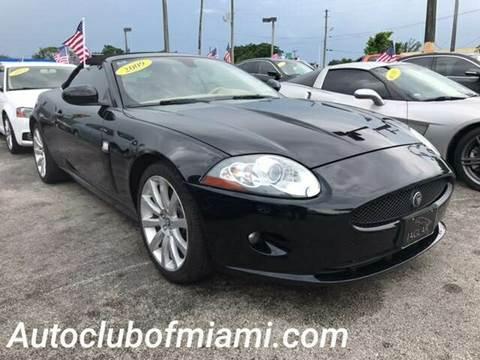 2009 Jaguar XK for sale in Miami, FL