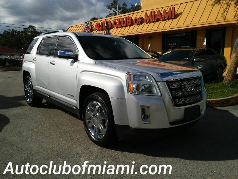 2012 GMC TERRAIN SLT 2 AWD 4DR SUV silver all of our vehicles are clean titles financing is avai
