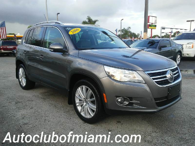 2011 VOLKSWAGEN TIGUAN S 4DR SUV 6A champagne all of our vehicles are clean titles financing is
