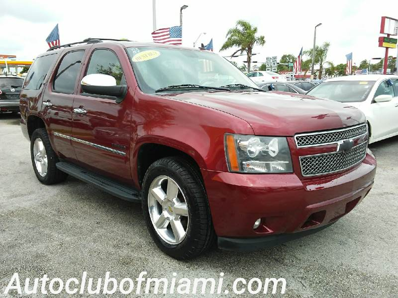 2011 CHEVROLET TAHOE LT 4X2 4DR SUV maroon all of our vehicles are clean titles financing is ava