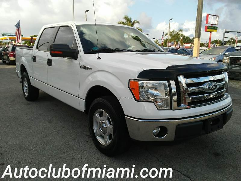 2012 FORD F-150 FX2 4X2 4DR SUPERCREW STYLESIDE white all of our vehicles are clean titles financ
