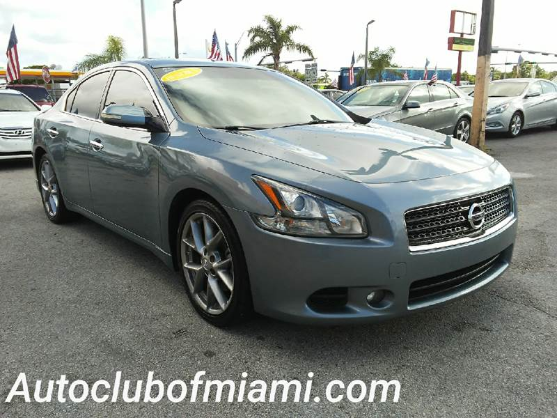 2011 NISSAN MAXIMA 35 SV 4DR SEDAN gray all of our vehicles are clean titles financing is avail