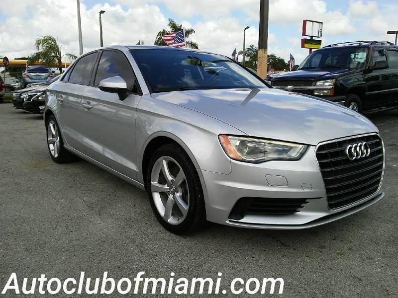 Audi A T Premium In Miami FL AUTO CLUB OF MIAMIINC - Audi miami