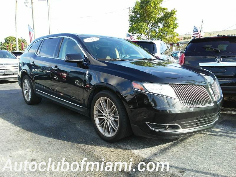 2013 LINCOLN MKT ECOBOOST AWD 4DR CROSSOVER black all of our vehicles are clean titles financing