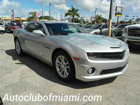2010 Chevrolet Camaro for sale in Miami, FL