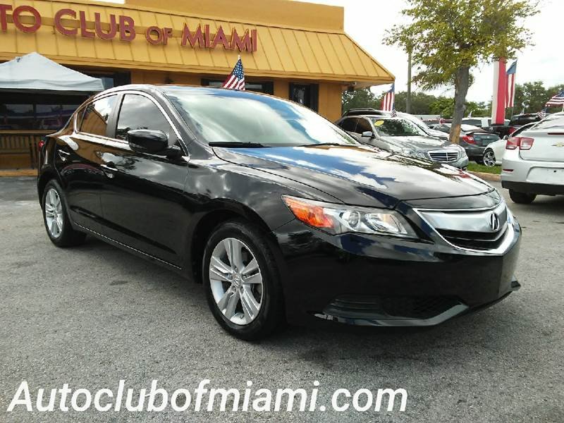 2013 ACURA ILX 20L 4DR SEDAN black all of our vehicles are clean titles financing is available