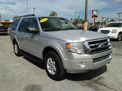 2010 Ford Expedition for sale in Miami, FL