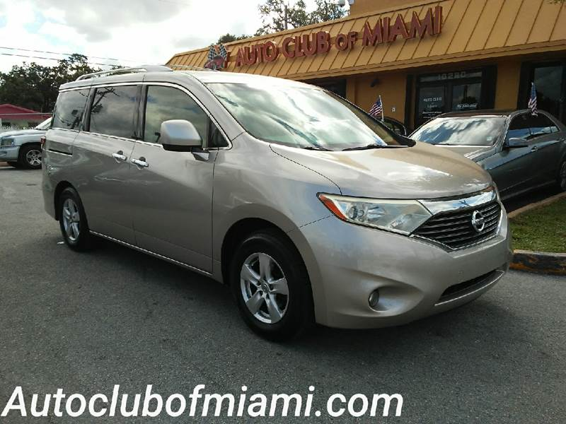2011 NISSAN QUEST 35 SV 4DR MINI VAN silver all of our vehicles are clean titles financing is a