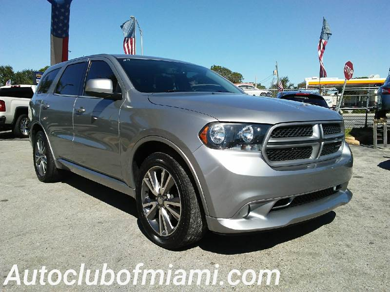 2013 DODGE DURANGO SXT 4DR SUV silver all of our vehicles are clean titles financing is availabl