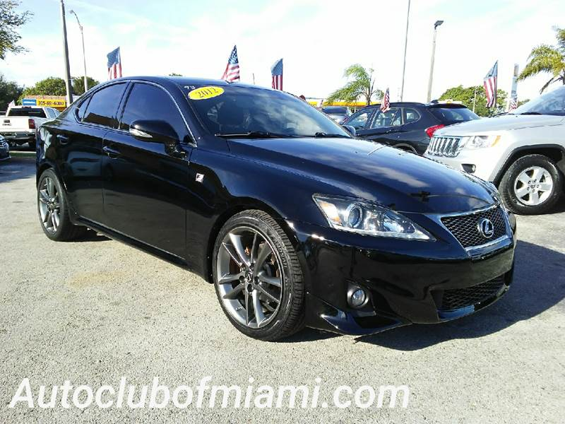 2012 LEXUS IS 250 BASE 4DR SEDAN 6A black fog lamps heated mirrors a sunroof key less ignition