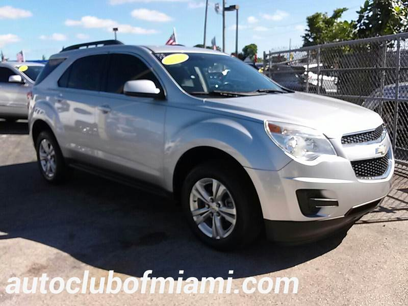 2012 CHEVROLET EQUINOX LT 4DR SUV W 1LT silver all of our vehicles are clean titles financing i