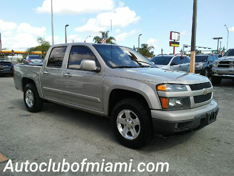2009 CHEVROLET COLORADO LT 4X2 4DR CREW CAB W1LT silver all of our vehicles are clean titles fi