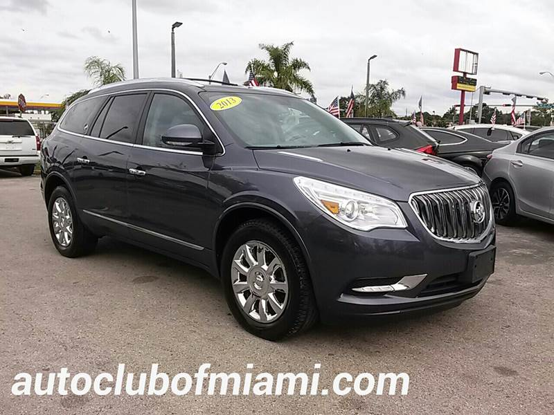 2013 BUICK ENCLAVE LEATHER AWD 4DR CROSSOVER blue this nice 2013 buick enclave comes with a 36-l