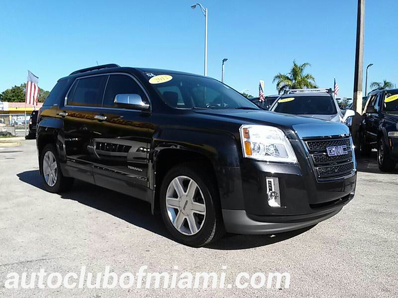 2012 GMC TERRAIN SLE 2 AWD 4DR SUV black all of our vehicles are clean titles financing is avail
