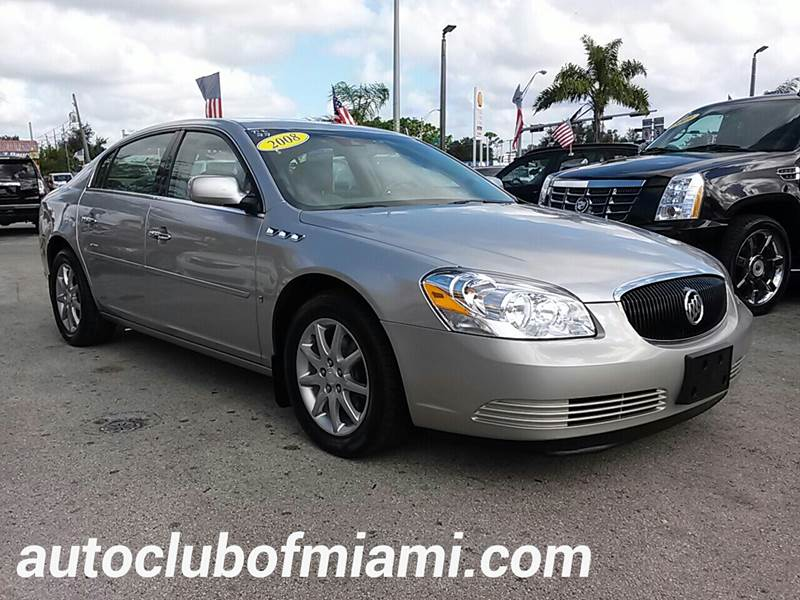 2008 BUICK LUCERNE CXL 4DR SEDAN silver all of our vehicles are clean titles financing is availa