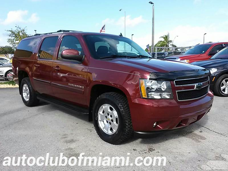 2009 CHEVROLET SUBURBAN LT 1500 4X4 4DR SUV W 1LT maroon all of our vehicles are clean titles fi