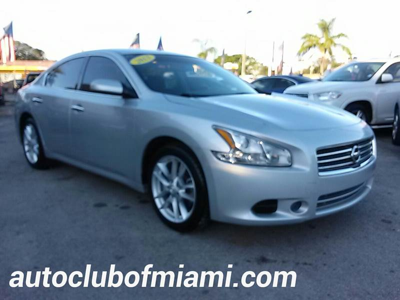 2013 NISSAN MAXIMA 35 S 4DR SEDAN silver all of our vehicles are clean titles financing is avai