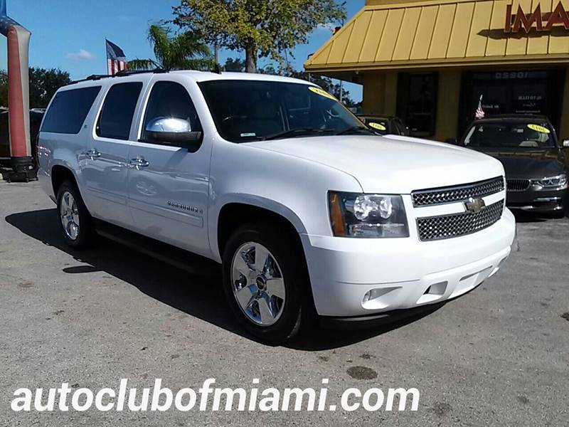 2008 CHEVROLET SUBURBAN LS 1500 4X2 4DR SUV white all of our vehicles are clean titles financing