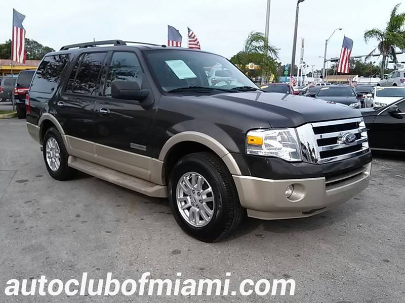 2007 FORD EXPEDITION EDDIE BAUER 4X2 4DR SUV gray all of our vehicles are clean titles financing