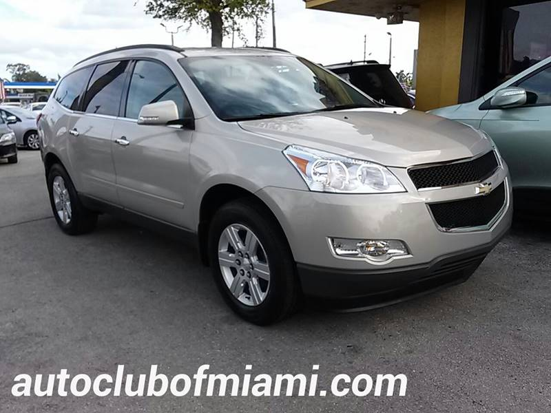 2012 CHEVROLET TRAVERSE LT 4DR SUV W 1LT beige all of our vehicles are clean titles financing i