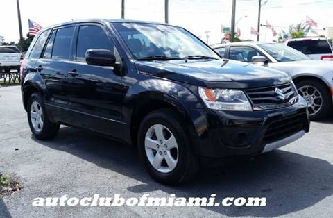 2013 Suzuki Grand Vitara for sale in Miami, FL