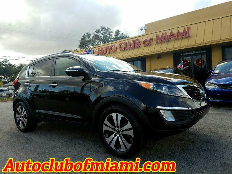 2011 KIA SPORTAGE EX 4DR SUV black magnificent 2011 kia sportage with alloy wheelssunroofperfec