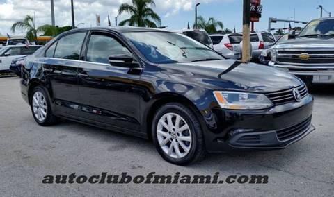 2014 Volkswagen Jetta for sale in Miami, FL