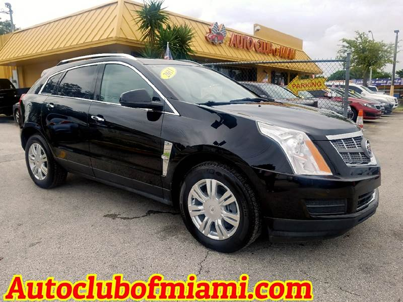 2011 CADILLAC SRX LUXURY COLLECTION 4DR SUV black amazing cadillac srx a must see alloy wheelsne